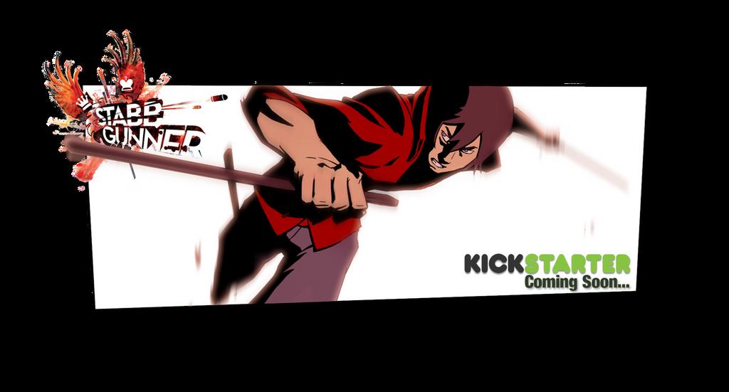 Stabb Gunner Kickstarter COMING SOON by CLE2