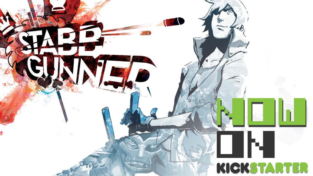 STabb Gunner KickStarter launch by CLE2