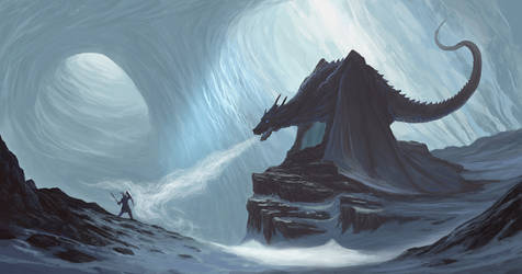 Of Frost and Ice by MatthewSellers