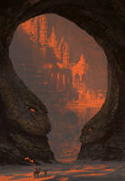Serpent's Keyhole by MatthewSellers