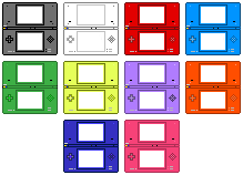 Nintendo DSi Pixel-Art by AloneAgainstPixels