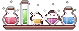 Potion Dividers