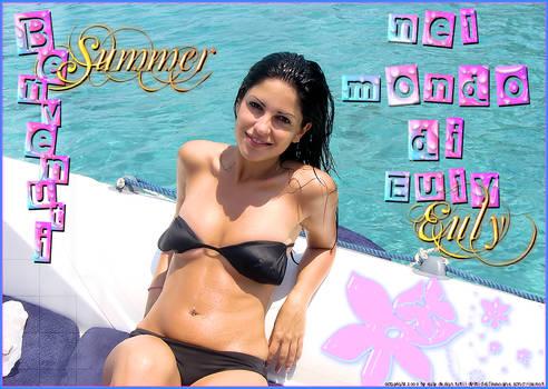 Custom Summer x Msn