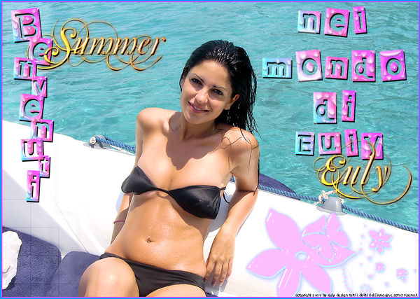 Custom Summer x Msn by EulyDesign