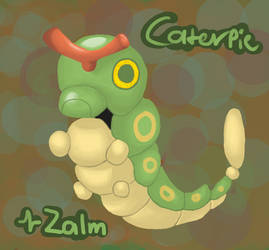 Caterpie by ateck5