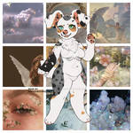 Mystery Moodboard Puppy Adopt CLOSED