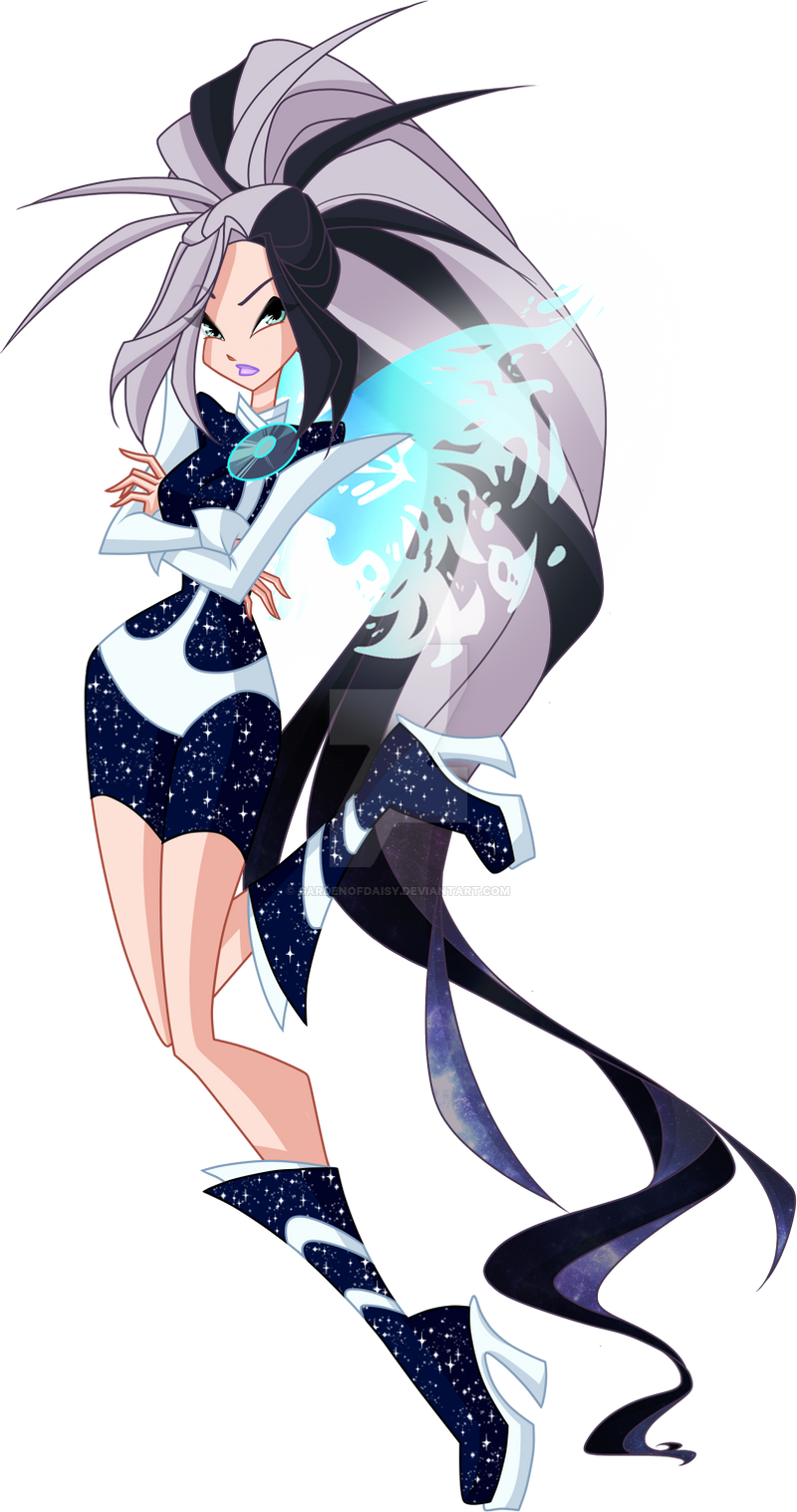C: Malissa Magic Transformation for Fairyofmatter by GardenOfDaisy