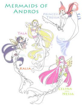 Mermay: Mermaids of Andros