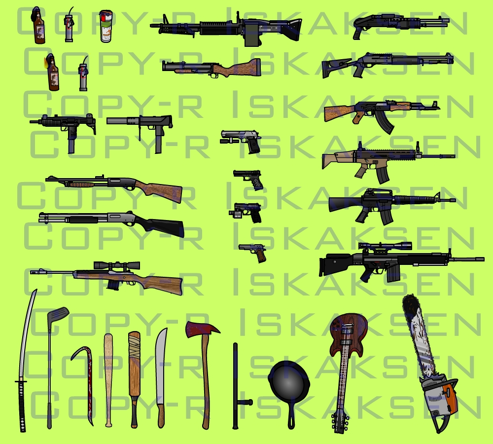 All L4d2 Weapons Related Keywords & Suggestions - All L4d2 Weapons