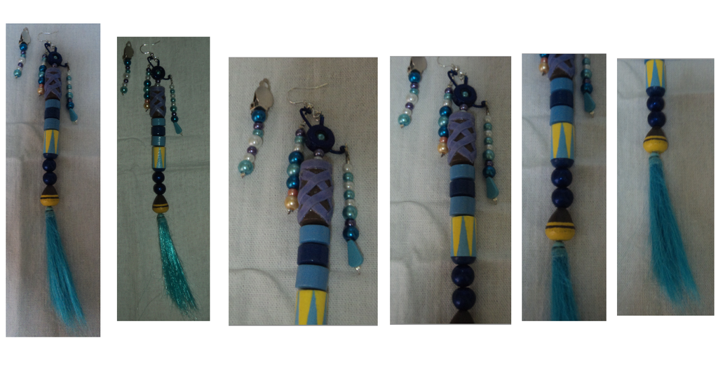 Orecchini Yuna FFX Collage 1 by Claire-Leonhart
