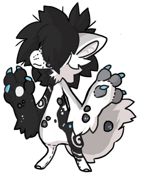 Parasplicer #209 - Galaxy Werewolf