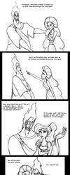 Meg meets Persephone by DKCissner