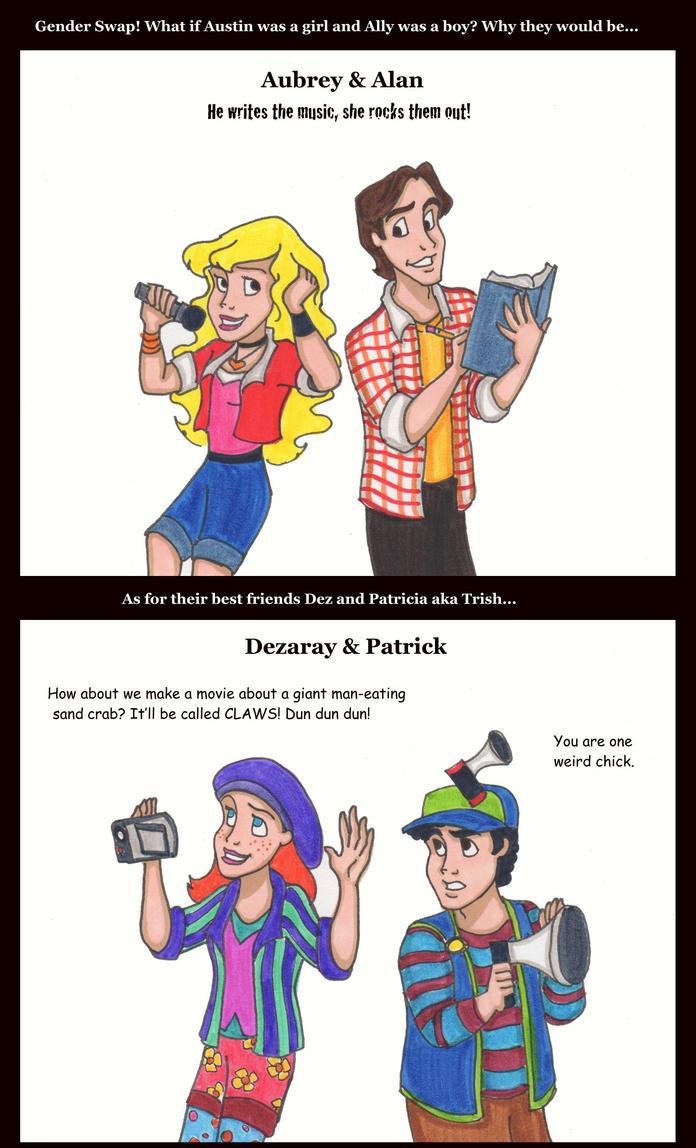 Gender Swap by DKCissner