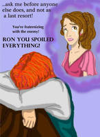 Ron you spoiled everything... by DKCissner