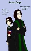 Snape's Transformation