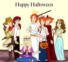 Happy Halloween by DKCissner