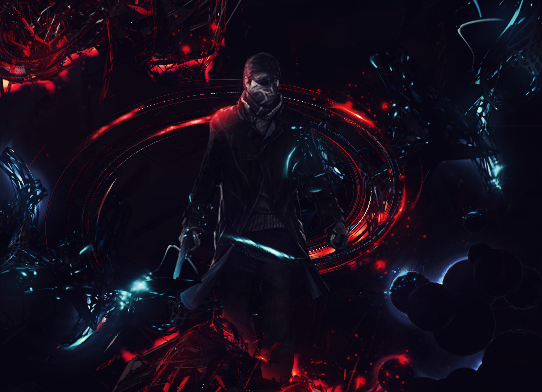Watch Dogs Signature by ParadoxBBC