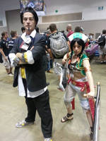 Gen Con 2013 - Handsome Jack and Talim