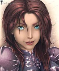 Jezebel (The Grigori Anime)