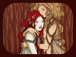 Red Lies by llovet
