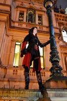Evie Frye by Crescent-Winged