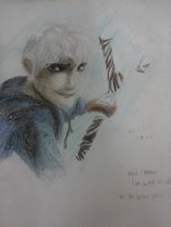 Jack Frost (on da paper) by Doqida