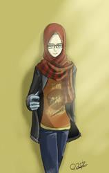 Im an invader by Doqida