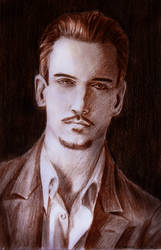 Alexander Grayson by Doqida