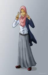 Peace! (Com) by Doqida