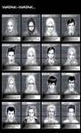 Fantastic Agents Reunite Characters by Doqida