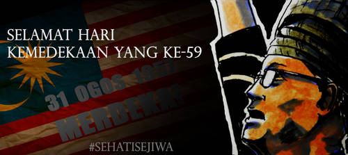 Malaysia 59th Independence Day
