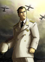 Hermann Goering by Doqida