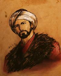 Sultan Muhammad Al-Fateh by Doqida