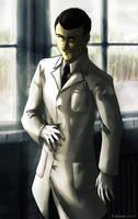 Josef Mengele by Doqida