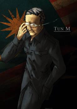 Tun M