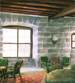 Inside Bergohf