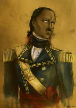 Toussaint Louverture [Commission]