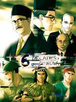 6 Decades Ago, Now by Doqida