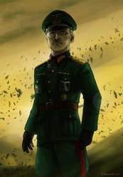 General Heinrich Freiherr Von Luettwitz by Doqida