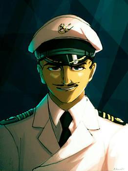 Captain Nikivor Khyzir