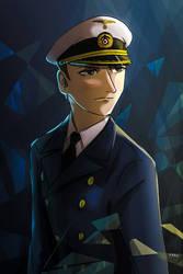 SS-Haupsturmfhrer Abelino Duarte [Art Trade]