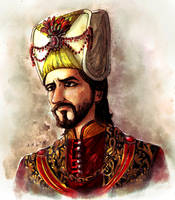 Sultan Shams-Ud-din Iltutmish by Doqida