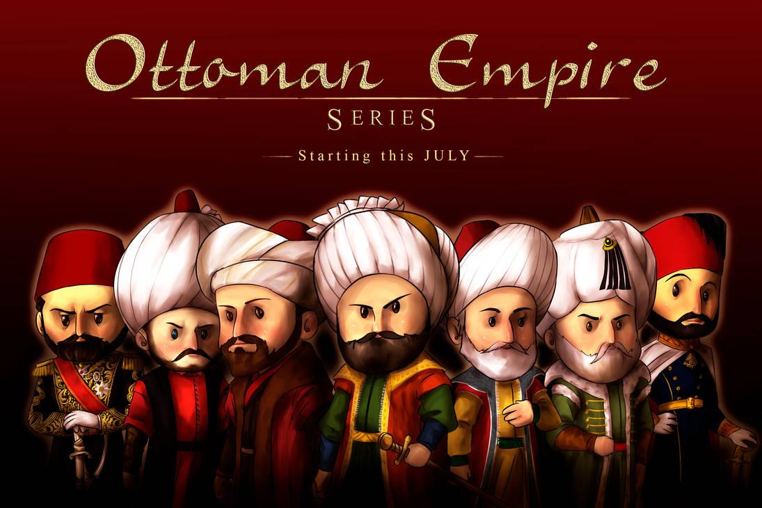 Ottoman Empire series by Doqida