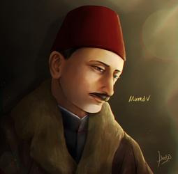 Murad V by Doqida