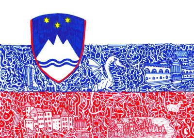 Slovenija by OKAINAIMAGE