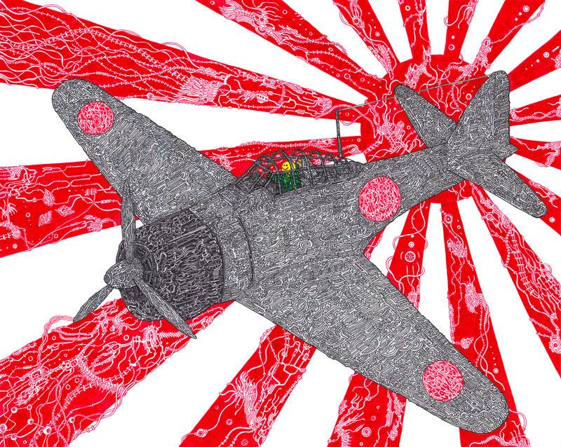 The ZERO by OKAINAIMAGE
