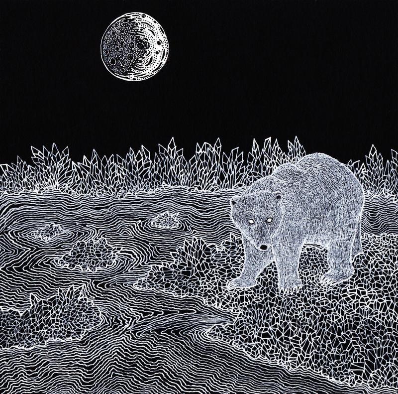 Life of Ocean-The Polar Bear by OKAINAIMAGE