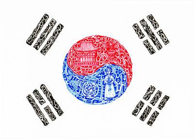The South Korea by OKAINAIMAGE