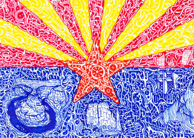 The Arizona by OKAINAIMAGE