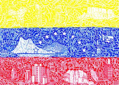 The Venezuela by OKAINAIMAGE